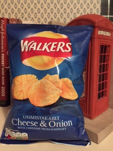 Walkers Cheese and Onion 2